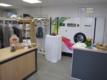 Wäscherei-Filiale in Denzlingen