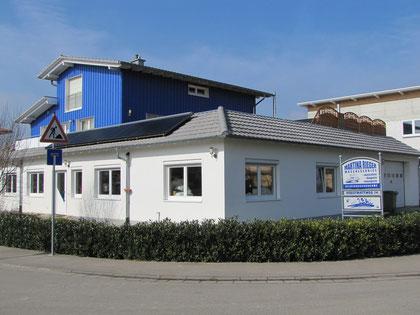 Wäscherei-Filiale in Freiburg-Opfingen