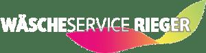 Wäscheservice Rieger Logo